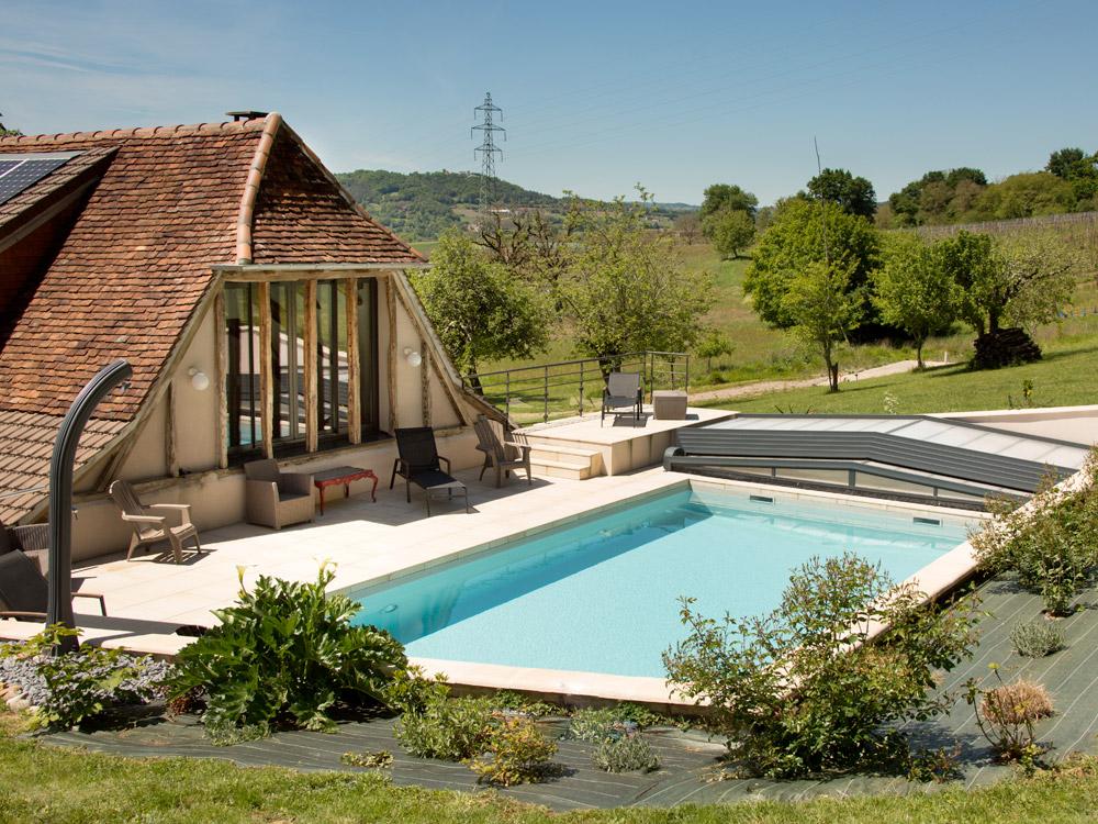 gite de france correze avec piscine belle maison design